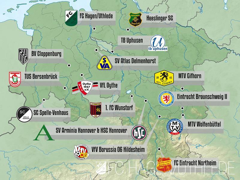 Oberliga Niedersachsen 2021/17